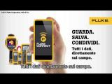 Fluke Connect: guarda, salva, condividi